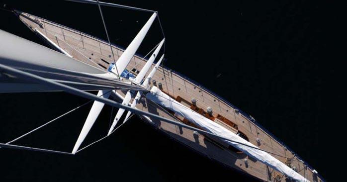 Top of Mast 698