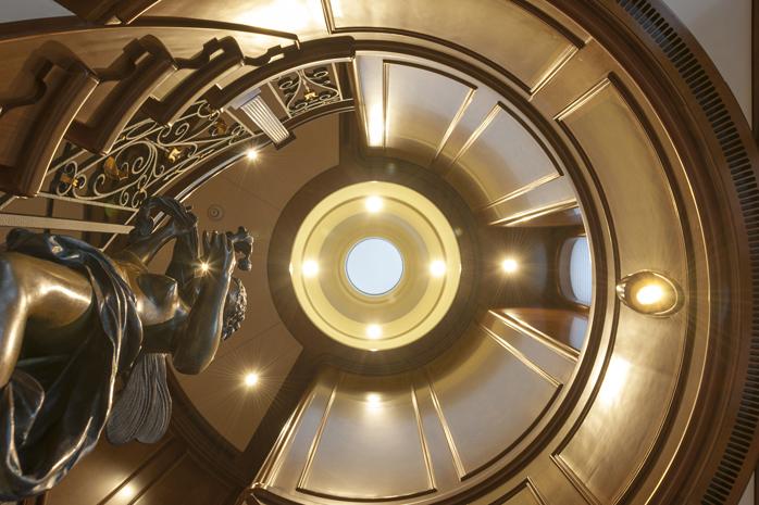 004 Main Deck Entrance Lobby Atrium